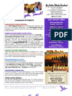 03272011 Gcfi Church Bulletin