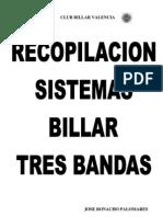 Sistemas Billar Tres Bandas