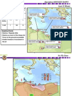 US & Coalition Maritime Forces Laydown [Operation 'Odyssey Dawn]