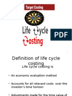 4.Life cycle pricing