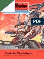 William Voltz [Perry Rhodan-52.10-Les Bioposis-9.10] Semailles d'Apocalypse