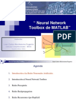 neural network- toolbox de matlab