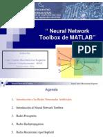 neural network- toolbox de matlab