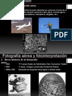 AEROFOTOGRAFIA Y FOTOINTERPRETACION