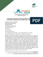 DIMENSIONAMENTO ÓTIMO DE PÓRTICOS PLANOS EM CONCRETO ARMADO DE ACORDO COM A NBR 6118 (2014)