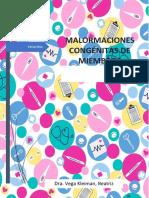 MALORMACIONES CONGÉNITAS DE MIEMBROS INFERIORES- MORALES QUISPE CARMEN