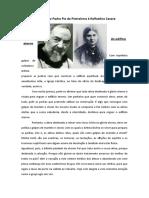 Carta de São Padre Pio de Pietrelcina à Raffaelina Cesare