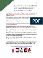 Basel III Capital Conservation Buffer