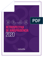Retrospectiva - Jurisprudência - 2020