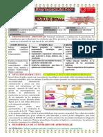 EVALUACIÓN DIAGNOSTICA DE ENTRATA DE CIENCIA Y TECNOLOGÍA 2021-3º