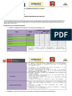INFORME MENSUAL DE ACTIVIDADES - ABRIL 2021