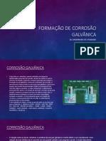 Formaao de Corrosao Galvanica Compress