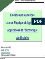 Combinatoire Appli LicencePhy
