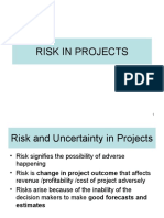 Risk in project-Latest -TEFS 18.10.2008 2