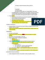 6FXS DA PATELA E MECANISMO EXTENSOR