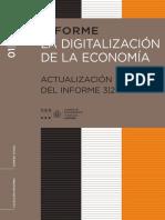 La Digitalizacion de La Economia