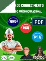 AULA 01 - TRILHA DE APRENDIZAGEM IMERSÃO DO CONHECIMENTO TRÍADE DO RUIDO OCUPACIONAL