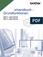 Brother Drucker Handbuch