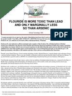Conspiracy] the Dangers of Flouride