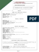 Camara de Comercio Autodenar1812