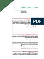 Metodos y descripcion del pib