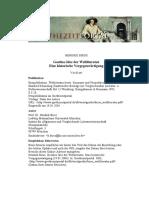 Goethe Weltliteratur