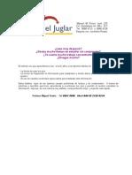 Presentación del Taller de LECTURA RAPIDA