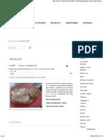 Poulet Sauce Blanche Facon Poule Au Riz