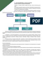GABARITO - LISTA de EXERCÍCIOS Processos Industriais e Operações Unitárias Na Indústria Farmacêutica