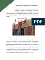 3 - Execução de estruturas de concreto armado