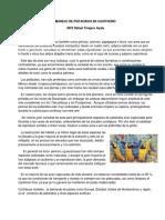 Instalaciones Para Psitacidos en Cautiverio Resumen 2015
