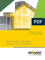 89007 Manuale Edilizia Isover 2012