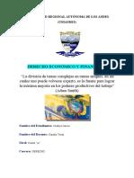 Situacion o realidad economica del Ecuador