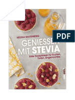 Genießen mit Stevia - süße Rezeptideen für Kuchen, Torten, Eingemachtes by Rautenberg, Regina (z-lib.org).epub