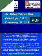 PRIMERA CLASE DE FARMACO 2021-I