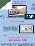 01 - ¿de Qué Se Trata El Proyecto Vende Por Internet