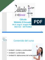 Cce Calculo- Modulo 0 - Encuadre