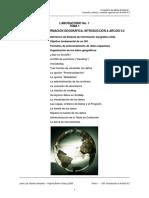 Sistemas de Informacion Geografica (ARCGIS)