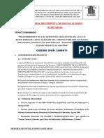 3.5. Memoria Descritiva i.s Pichiu San Pedro_modificando