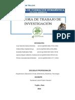 BITÁCORA DE INVESTIGACIÓN OFICIAL