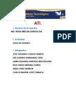 CUESTIONARIO DE CASO DE ESTUDIO