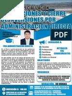 Curso Liquidacion Por Adminitracion Directa