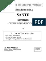 Encyclopedie Des Medecines Naturlles