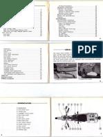 Honda CT90 Owners Manual