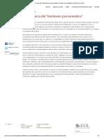 Notas Acerca Del _fenómeno Psicosomático_ _ Notas de Actualidad _ La Red de La EOL