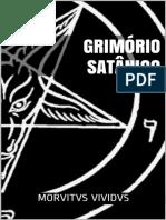 Grimorio Satanico_ Ritual e Magia do Satanismo Moderno - Morbitvs Vividvs