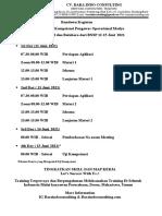 Rundown Diklat & Uji POU 5-8  Juni 2021  OK-converted