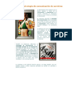 Teoria_Unidad 4_La estrategia de comunicación de servicios