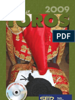 Guia de Los Toros - Cadena SER 2009