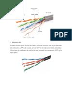 Tipos Basicos de cables